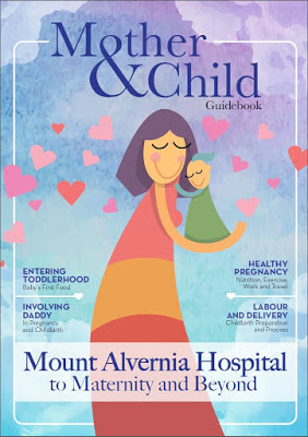 Mt Alvernia – Mother&Child Guidebook review