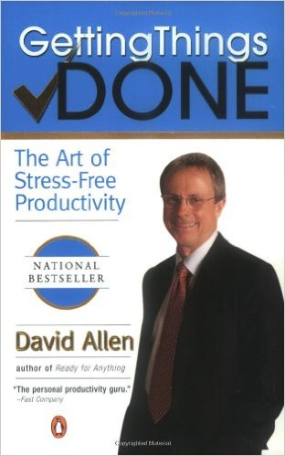 Getting things done – the art of stress-free productivity