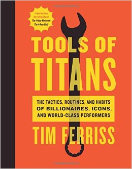My notes on Tools of Titans