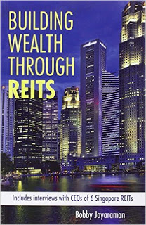 "Tibits I learnt from ""Building Wealth Through REITs"""