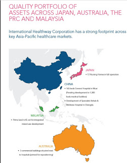 Purchase of International Healthway Corp (Update 1)