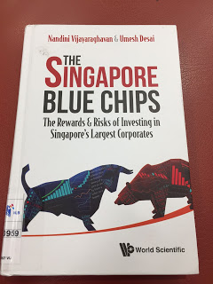 Book – The Singapore Blue Chips : 3 Key Reasons Why I Snap It From Library