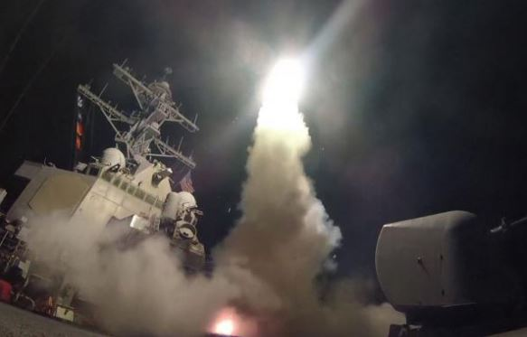 Impact of Trump Attack on Syria on STI and Gold