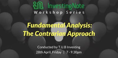 "A talk on ""Fundamental Analysis: The Contrarian Approach"""