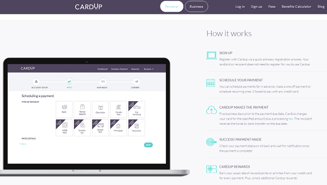 CardUp – A Service Perfect for Renters?