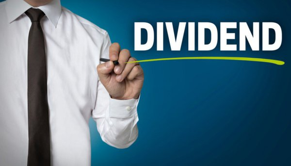 Dividend income for Apr 2017