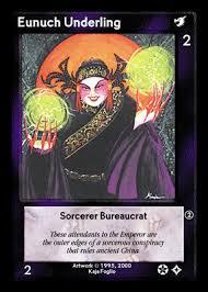 Mystics Secrets of the Eunuch Sorcerer !