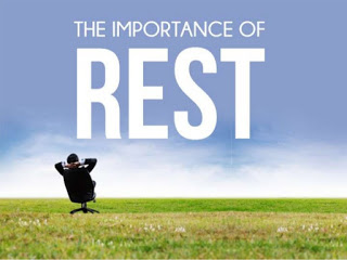 Weekend Thought – Rest