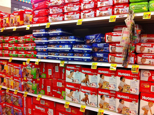 The ultimate price review on diapers in Singapore