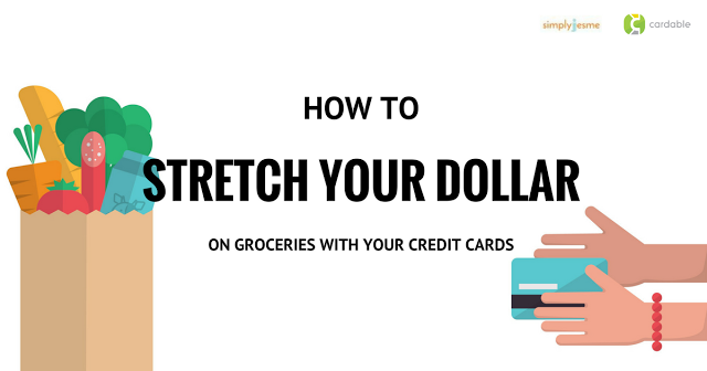 How to Stretch Your Dollar on Groceries with Your Credit Card