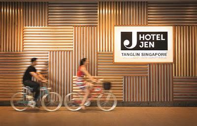 Staycation @ Hotel Jen Tanglin [Hotel Review]