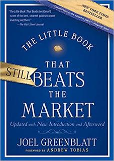 Book Review: 5 takeaways from Joel Greenblatt's Little Book that still Beats the Market
