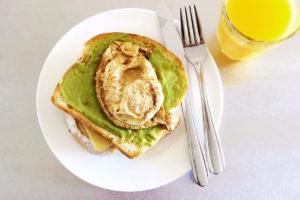 A Singapore Millennial's Take On Avocado Toast