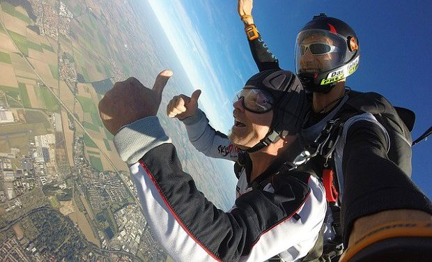 Do you have these 2 financial parachutes ready before you invest?