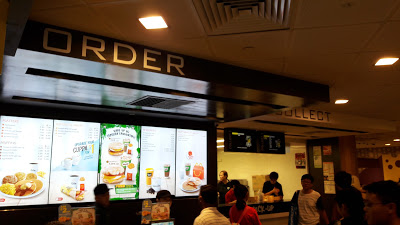 WHAT DOES A VISIT TO FAST FOOD RESTAURANT TEACH ME ABOUT INVESTING?