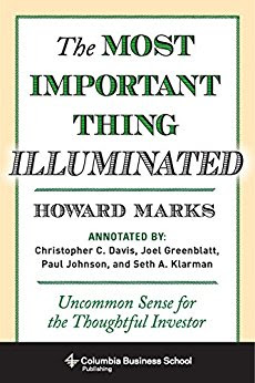 Book Review: 5 takeaways from Howard Marks' The Most Important Thing Illuminated