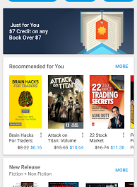 Free Google Play $7 Credit for Book