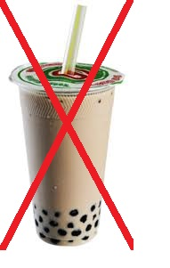 Spend Less on Bubble Tea if you want to be rich and healthier