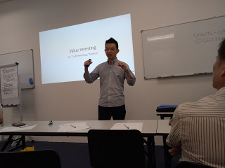Review of Value / Growth Investing Workshop