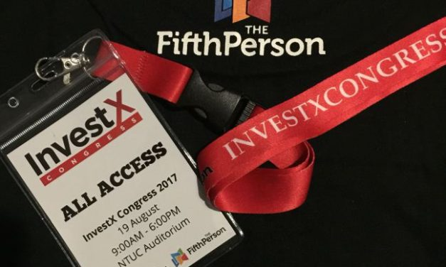 InvestX Congress 2017 By The Fifth Person