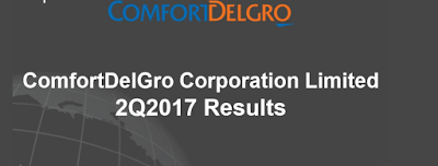 Comfortdelgro – Q2 FY17 Results & Thoughts