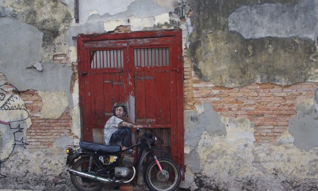 Travelling On A Budget 2017: Penang, Hanoi and Yogyakarta