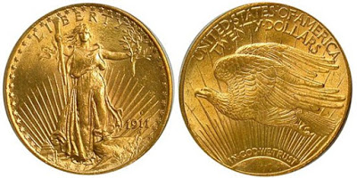 Curious observation of Saint-Gaudens Double Eagle sales across Bullion Dealers
