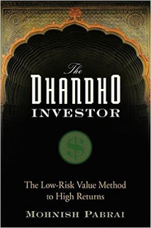 Book Review: 5 takeaways from Mohnish Pabrai's The Dhandho Investor