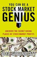 Book Review: 5 takeaways from Joel Greenblatt's You Can Be A Stock Market Genius