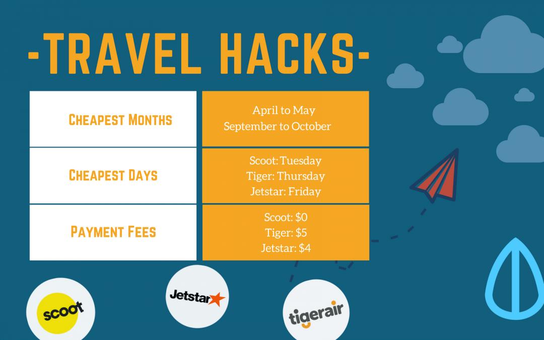 3 Tips For Kiasu Singaporeans To Get Cheap Flights