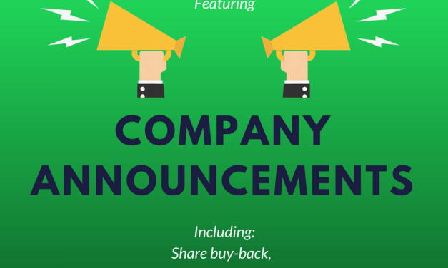 New Update: Company Announcements