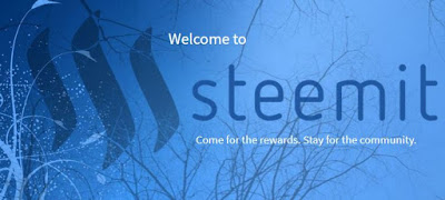 Steemit – My First Real Life Blockchain Experience