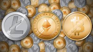 Cryptocurrency? I'm in too