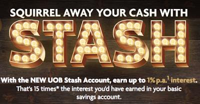 Better Alternatives to UOB Stash