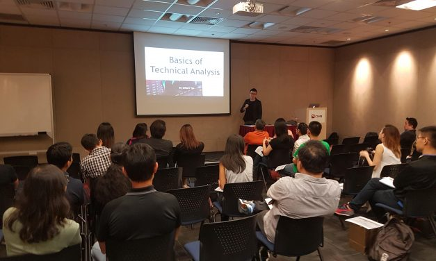 Basics Of Technical Analysis Workshop Re-cap