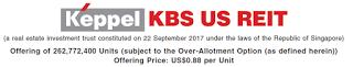 Keppel KBS US REIT