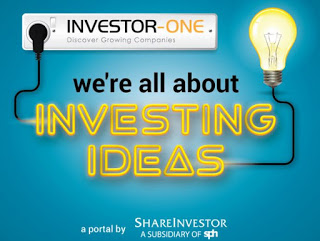 Investor One – New Catalist Investment Portal By ShareInvestor