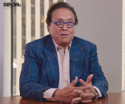 Robert Kiyosaki on how to get rich in property