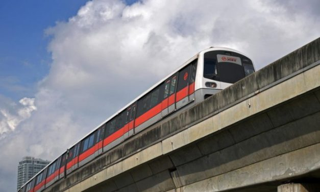 House prices along MRT lines