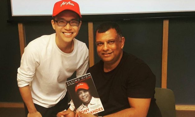 What I Learned Listening To Tony Fernandes Of AirAsia Berhad