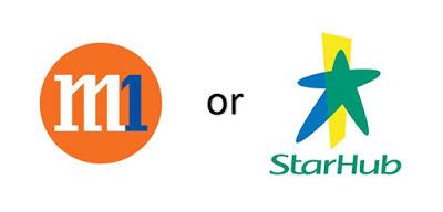 M1 or Starhub??