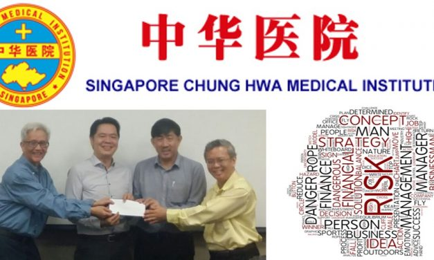 Dr Tee: Save Lives with Investment, Medical Services and Charity for SCHMI (中华医院)
