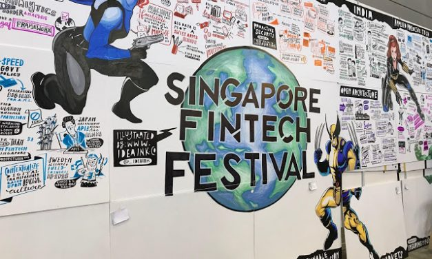 Singapore Fintech Festival 2017 – My Experience