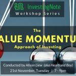 Re-Cap: Value Momentum Workshop