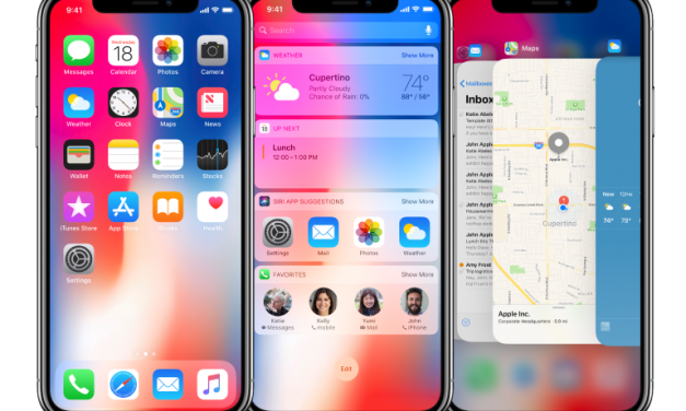 Investing Beyond Apple's iPhone X
