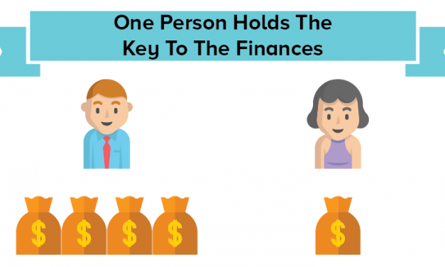 Where Should Married Couples Deposit Their Salary?
