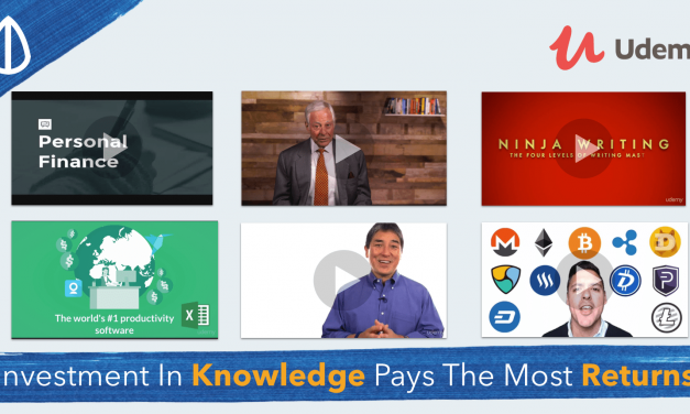 6 Curated Online Courses For Our Community (With Udemy Discount)