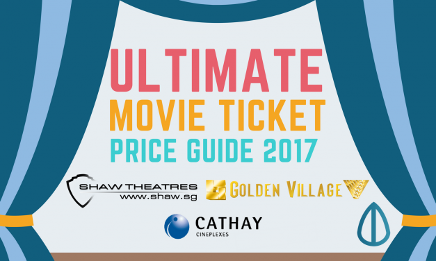 Ultimate Movie Ticket Price Guide 2017