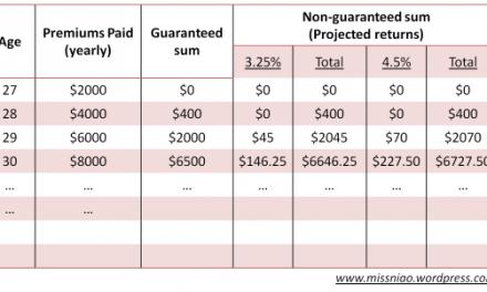 Comprehensive Breakdown to Insurance Plans – FREE spreadsheet!