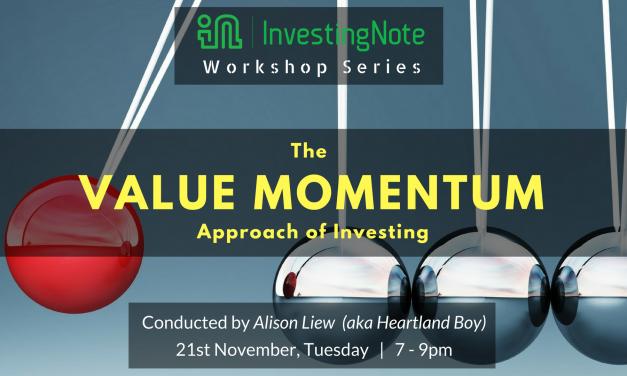 Value Momentum Workshop